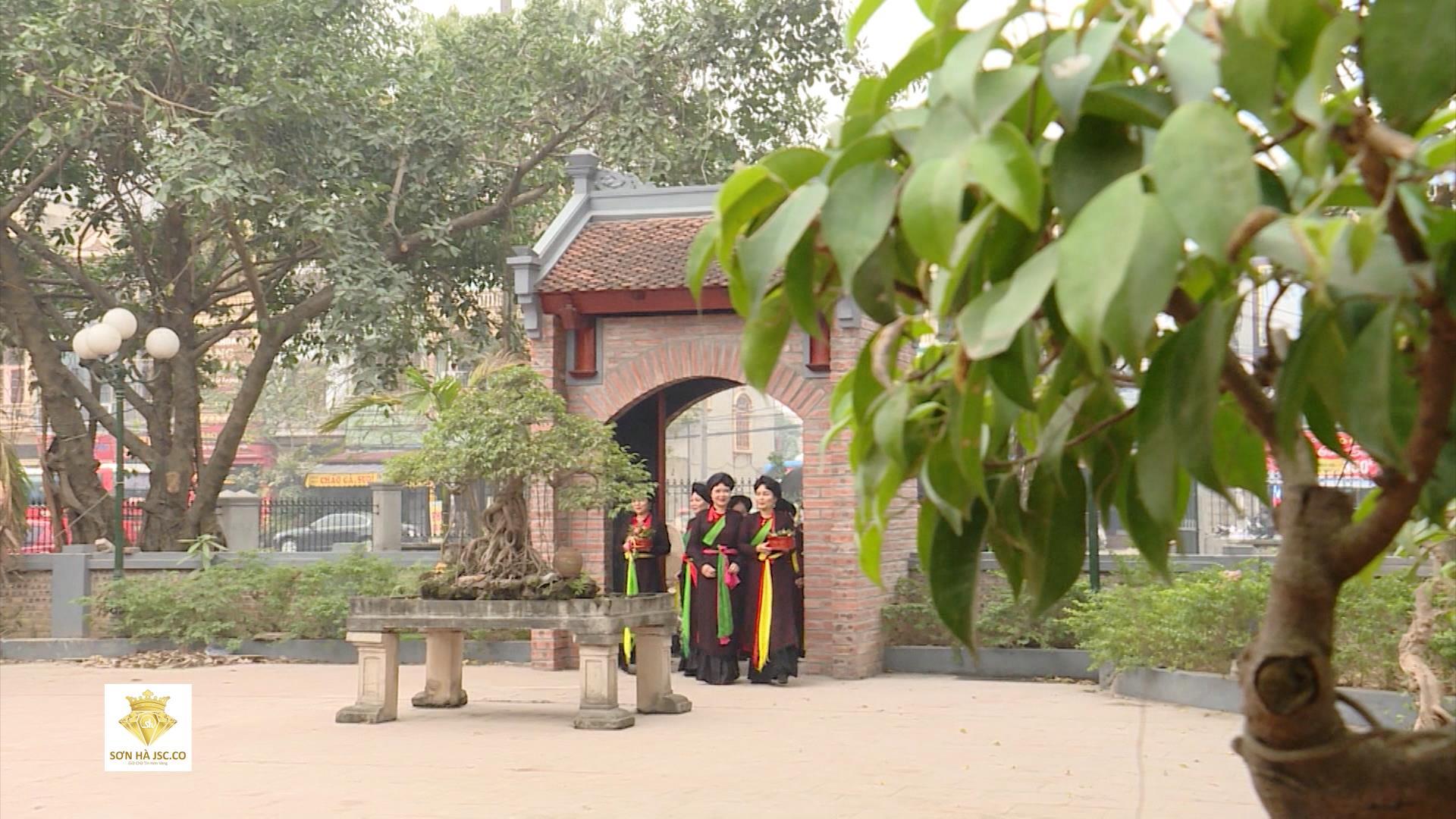 Thăm làng nghề tre trúc Xuân Lai