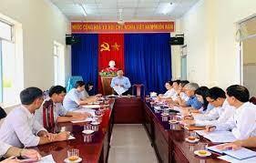 Thị xã Từ Sơn họp Tiểu ban chỉ đạo công tác tuyên truyền về bầu cử