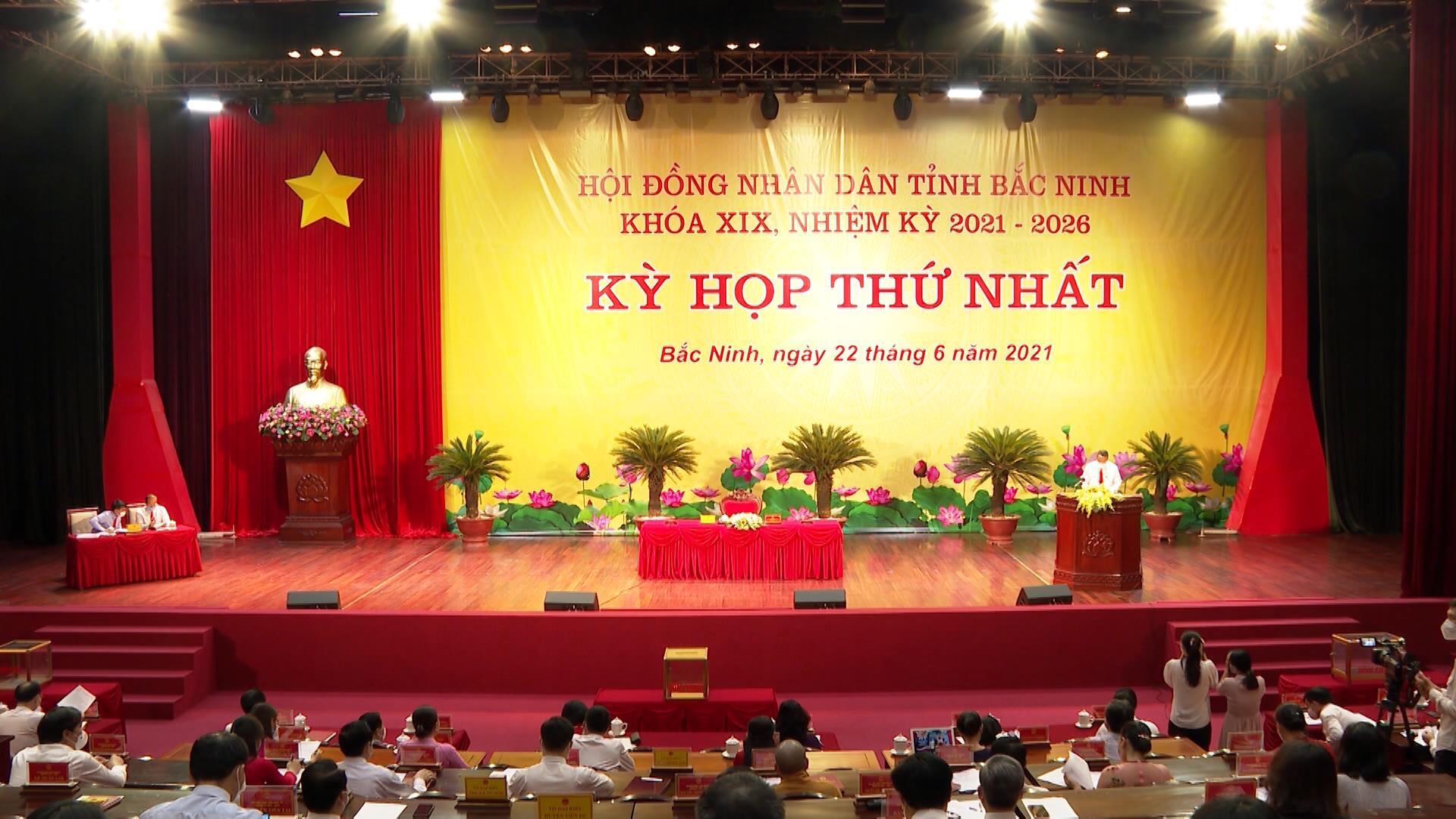 HĐND tỉnh Bắc Ninh khoá 19, niềm tin và kỳ vọng