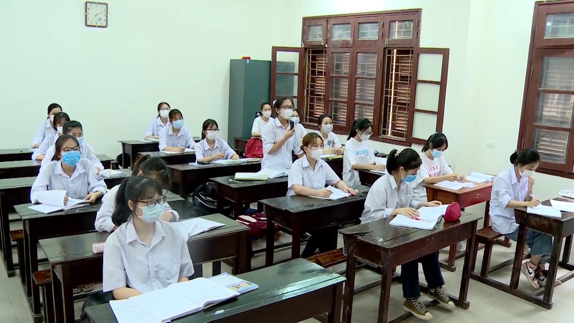 Ngành GD&ĐT Bắc Ninh chủ động hỗ trợ học sinh cuối cấp