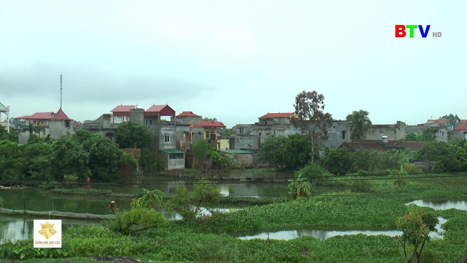 Quảng bá làng nghề tre trúc Xuân Lai