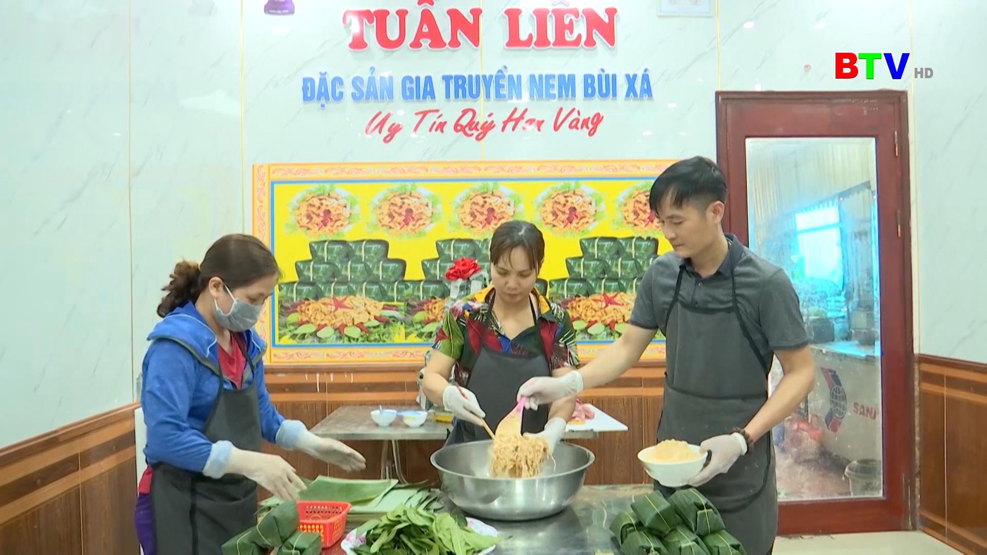 Phát triển thương hiệu ẩm thực đất Thuận Thành