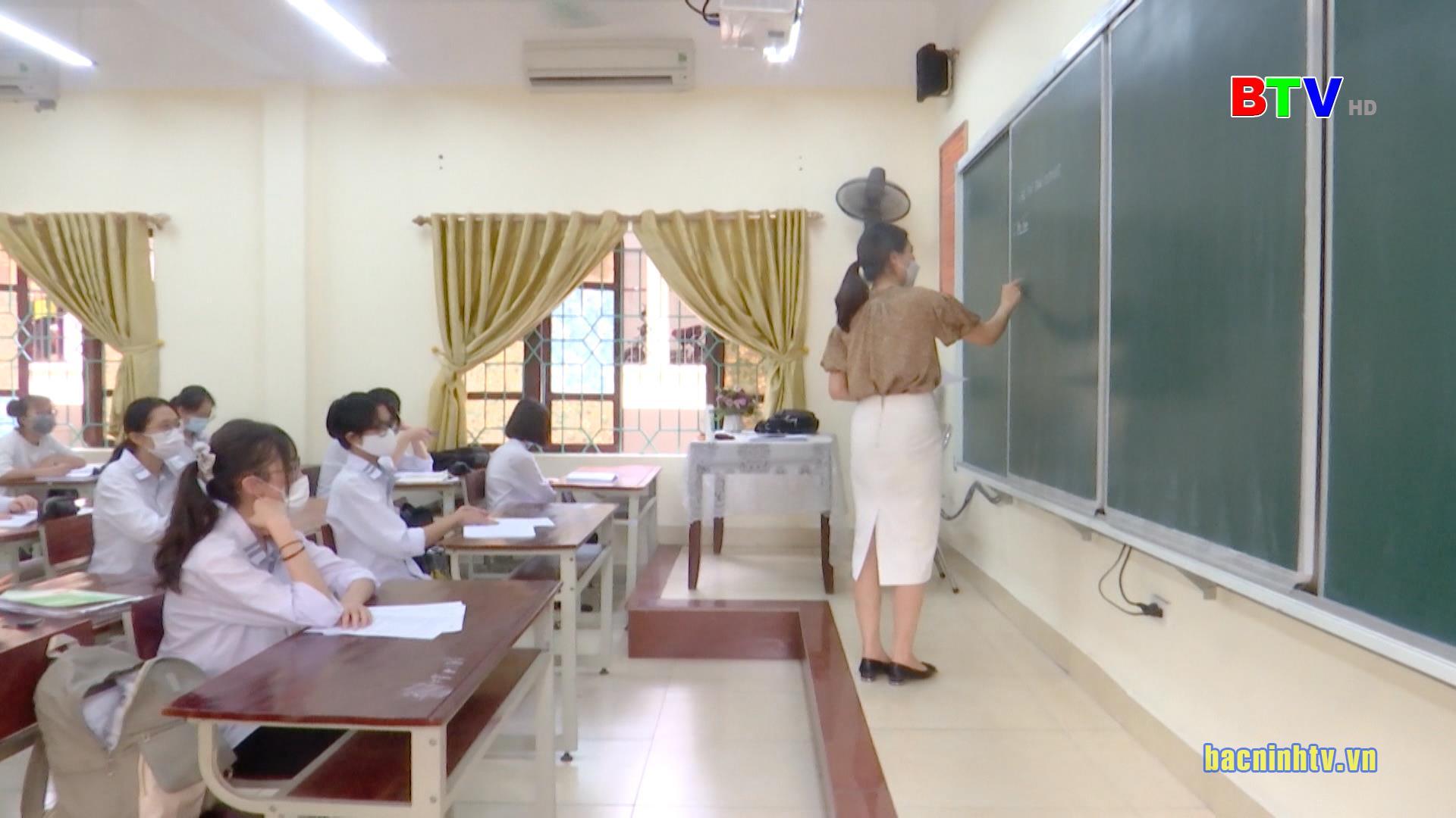 Bắc Ninh sẵn sàng đón chào năm học mới