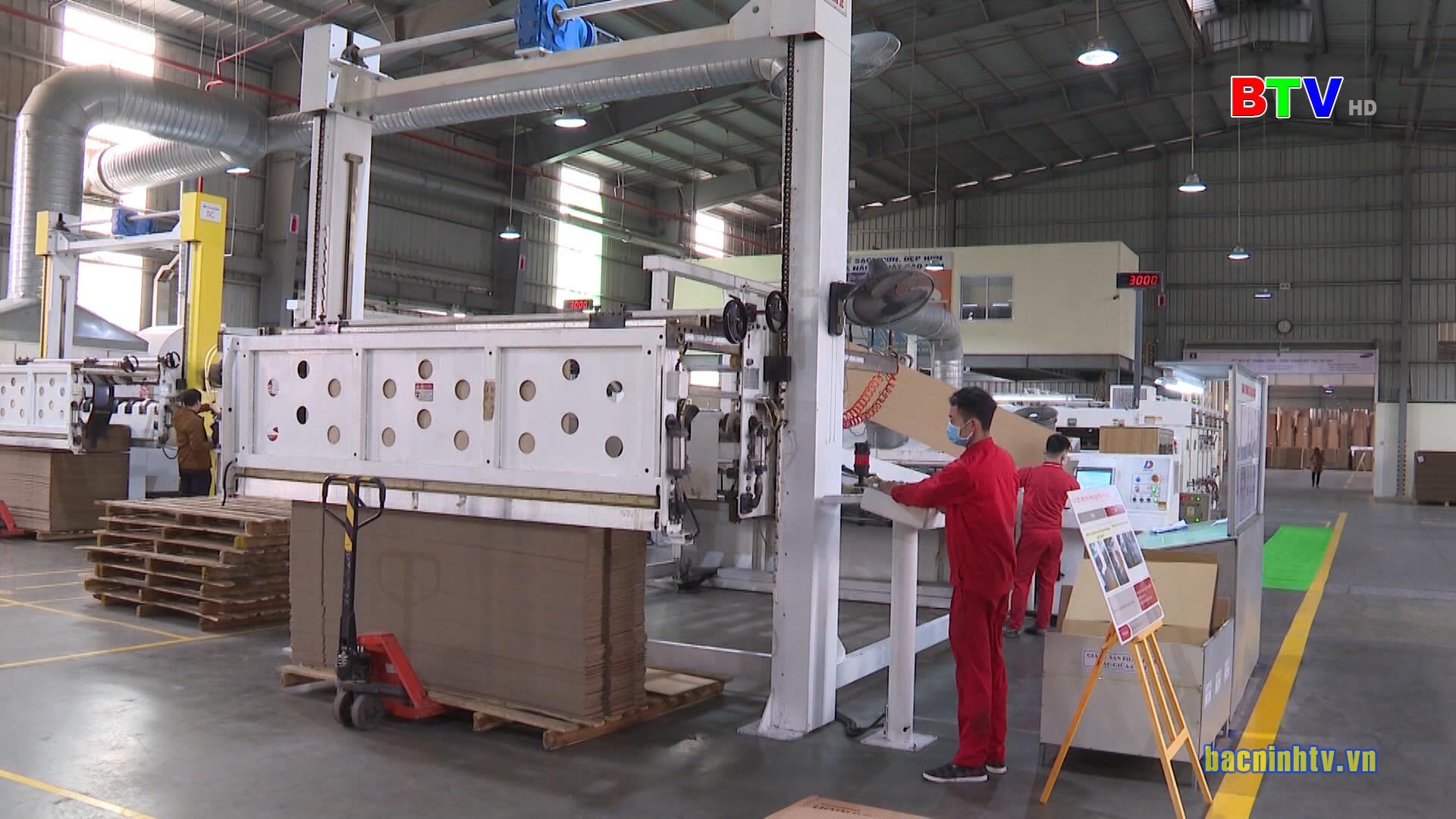 Năm 2025, Bắc Ninh có 800 doanh nghiệp công nghiệp hỗ trợ  tham gia chuỗi cung ứng toàn cầu