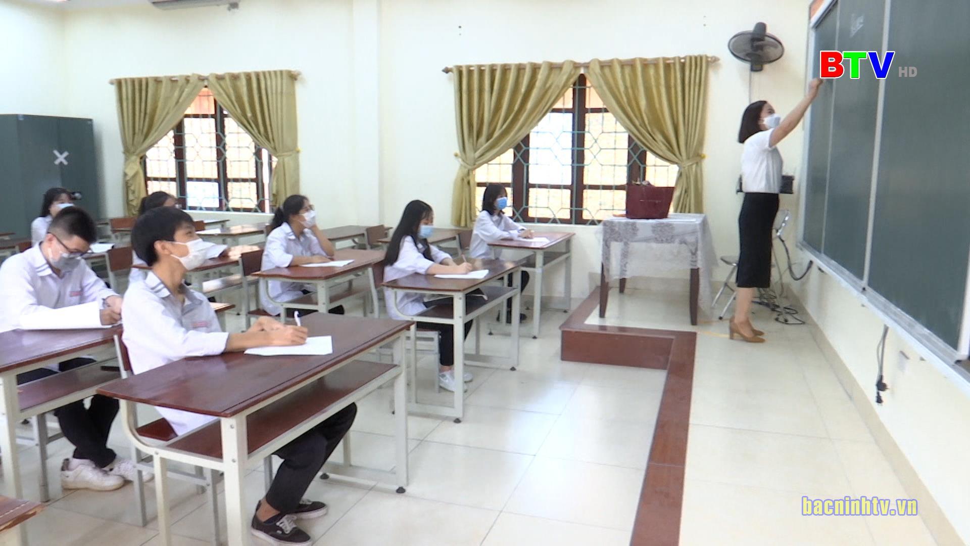 Bắc Ninh tăng hơn 9.500 học sinh các cấp học