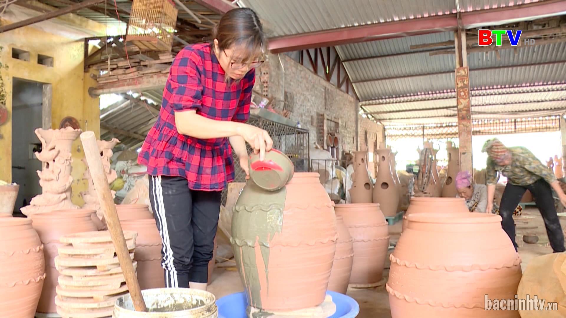 HĐND tỉnh bàn các giải pháp bảo vệ môi trường làng nghề