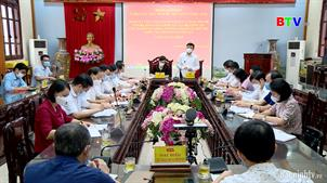 Ủy ban MTTQ tỉnh giám sát tại huyện Gia Bình