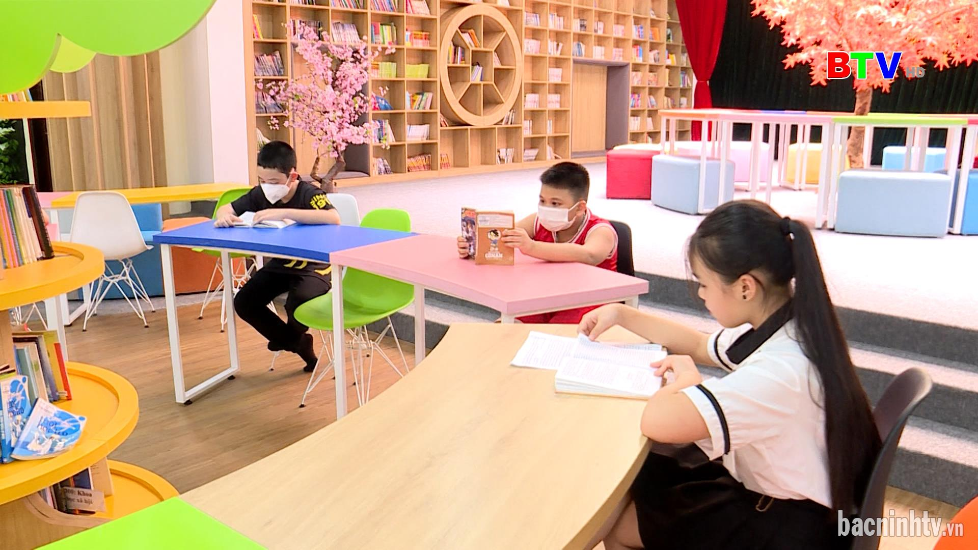 Bắc Ninh triển khai mô hình thư viện phục vụ cộng đồng, đáp ứng công tác phòng, chống dịch Covid-19