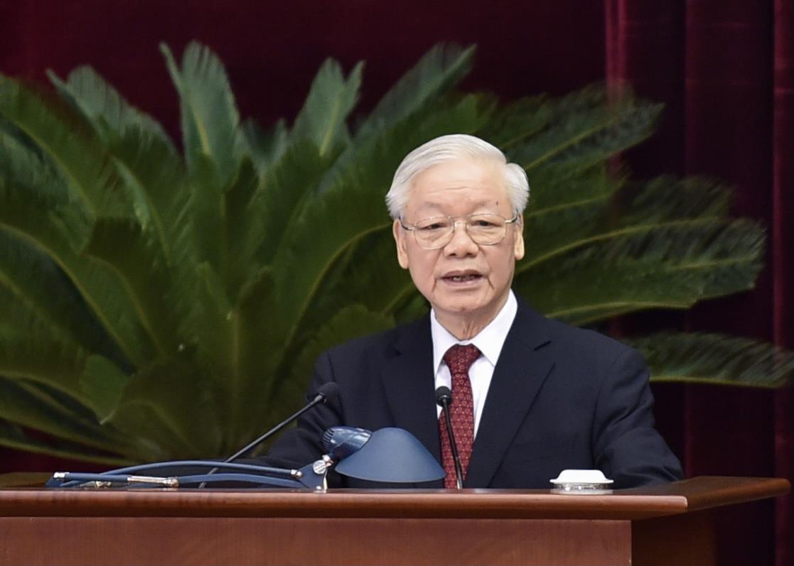 Khai mạc Hội nghị lần thứ 4, Ban Chấp hànhTrung ương Đảng