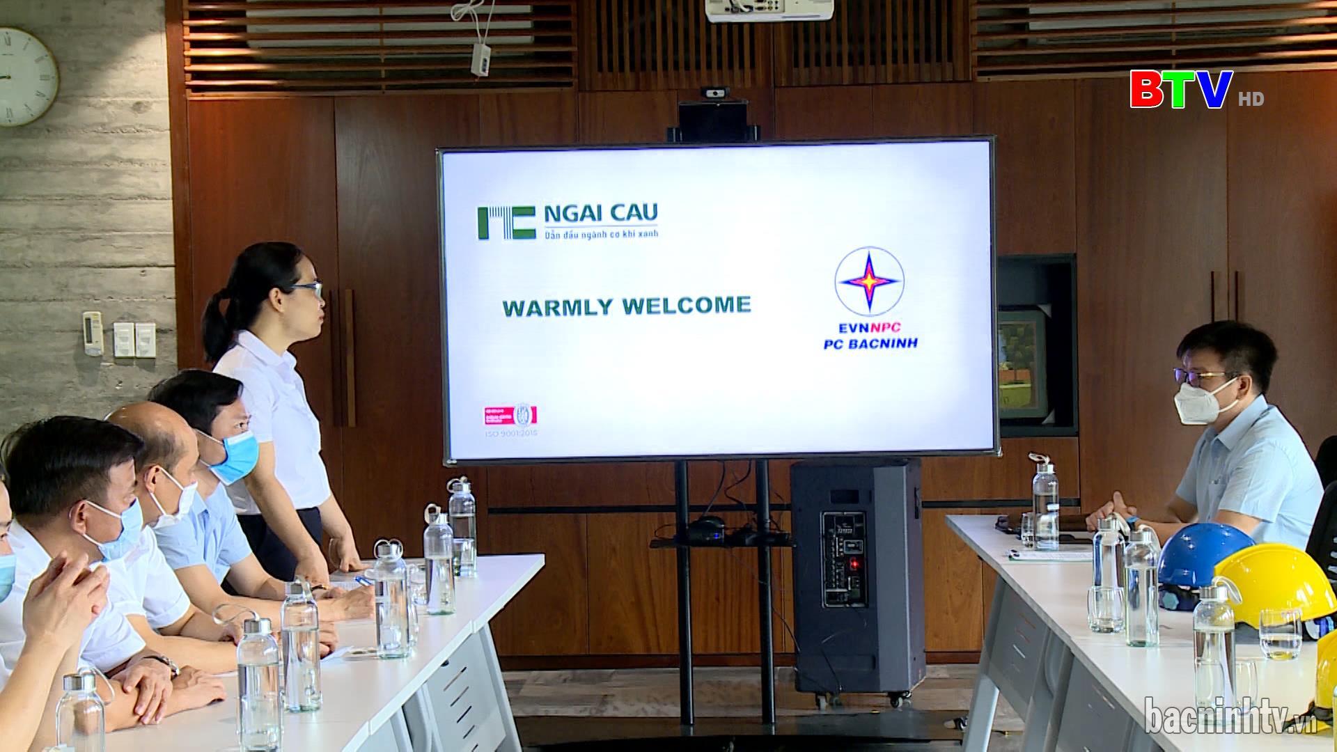 Điện lực Bắc Ninh triển khai chăm sóc khách hàng