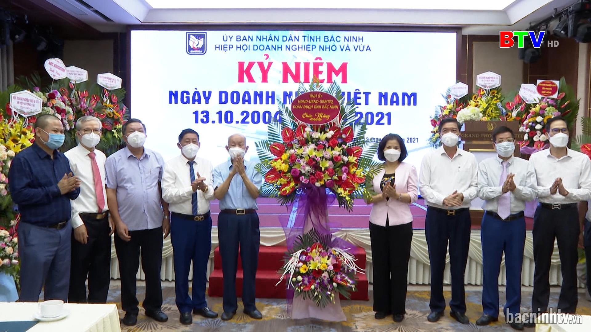 Chủ tịch UBND tỉnh thăm, chúc mừng Ngày Doanh nhân Việt Nam