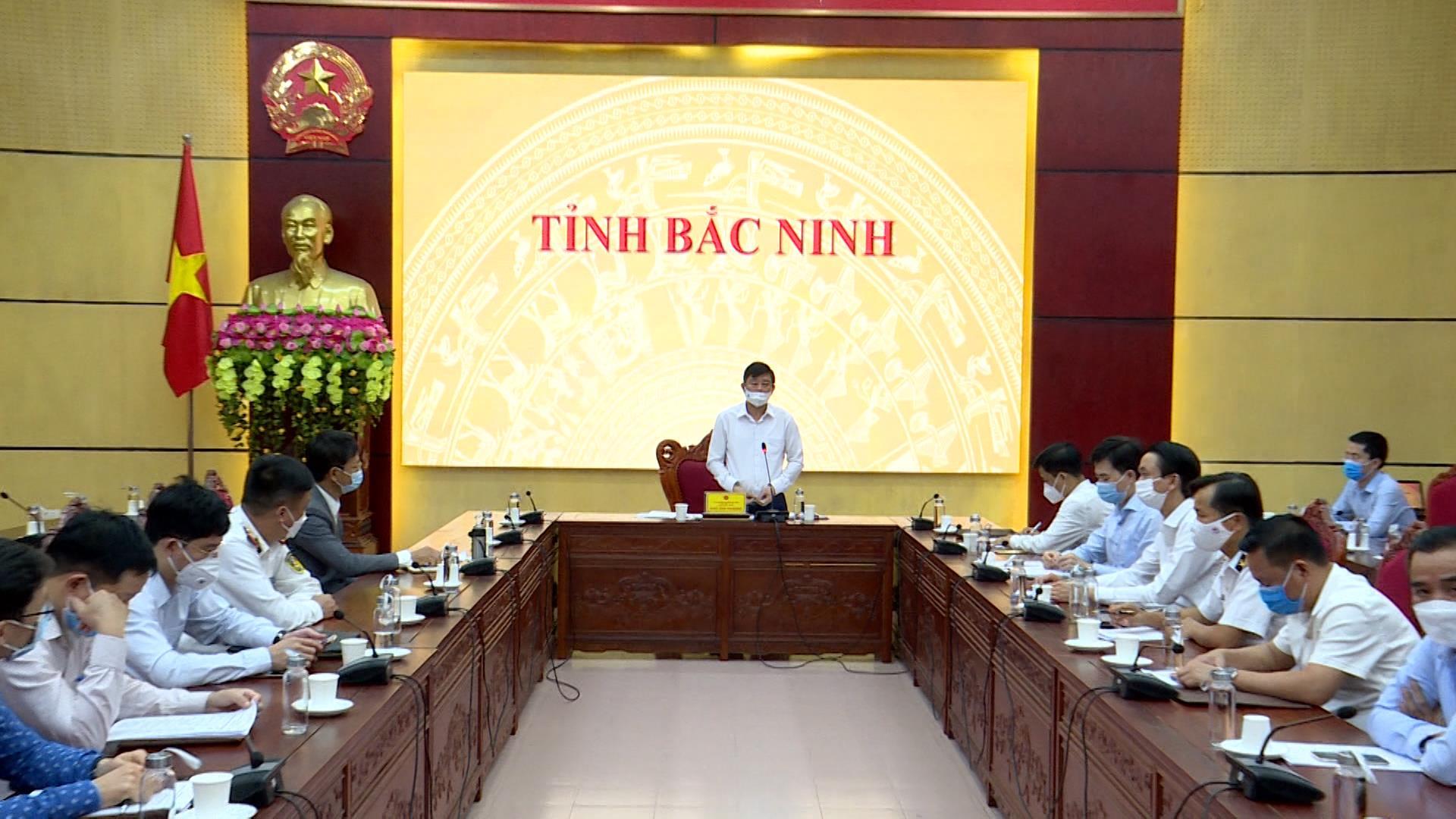 Hội nghị trực tuyến toàn quốc phát triển logistics vận tải thủy và ven biển