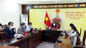 Ngày làm việc thứ 5 - Kỳ họp thứ Hai, Quốc hội khóa XV